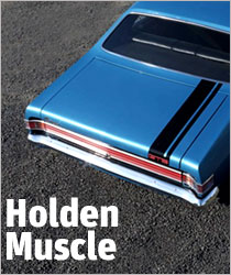 Holden Muscle